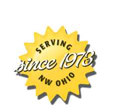 Serving Since 1978 Northwest Ohio